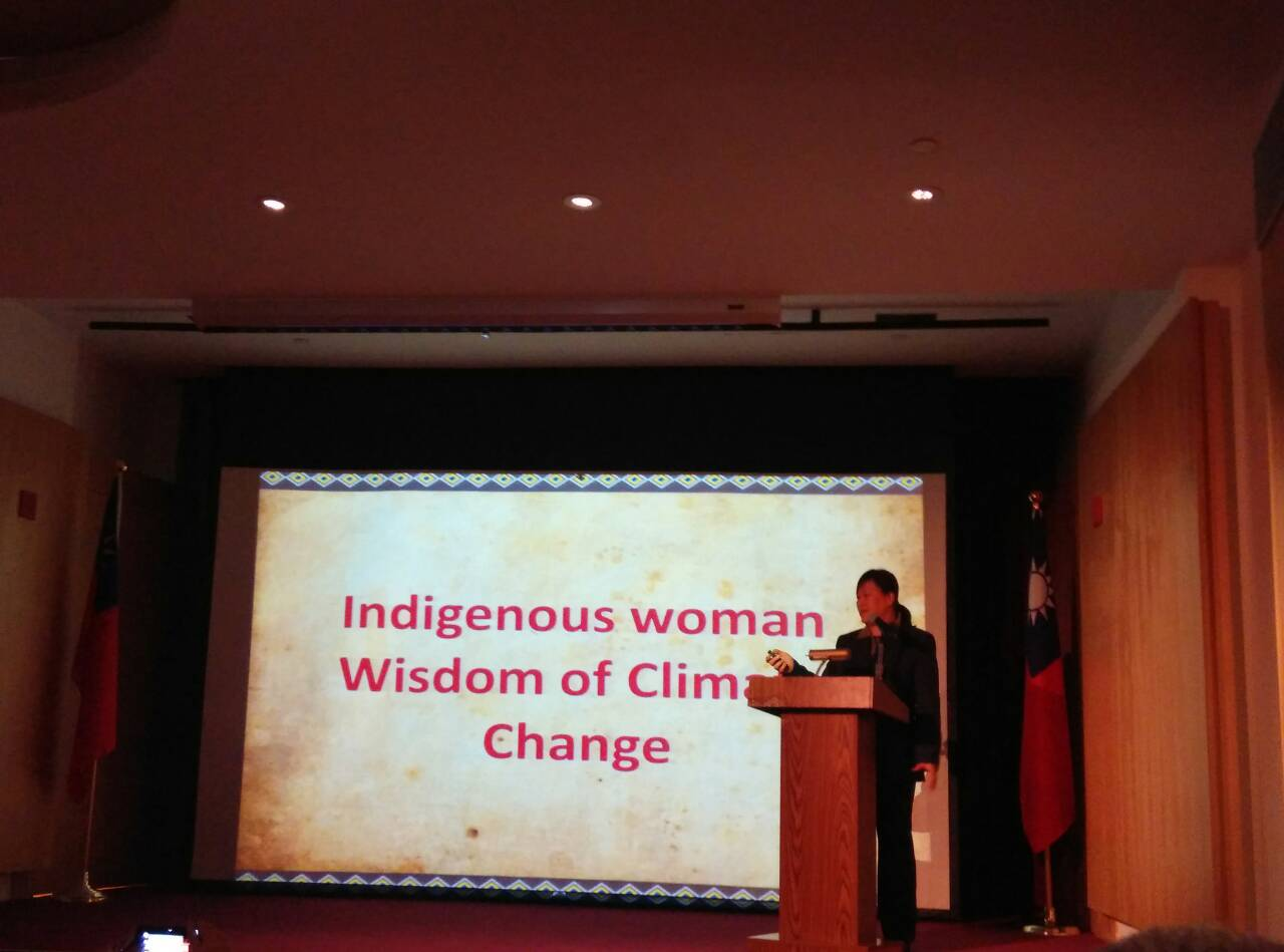 Indigenous Women Wisdom of Climate Change